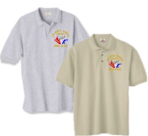 USS JFK Polo Shirts
